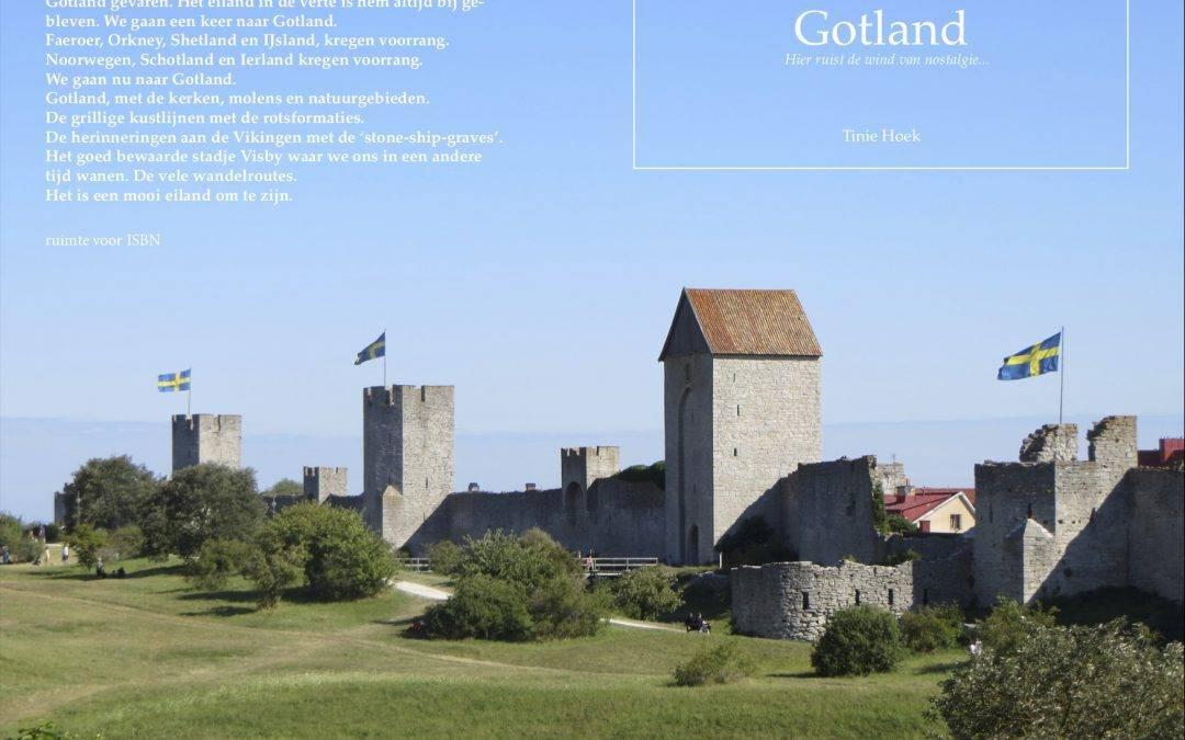 Reisverslag Gotland is verzonden